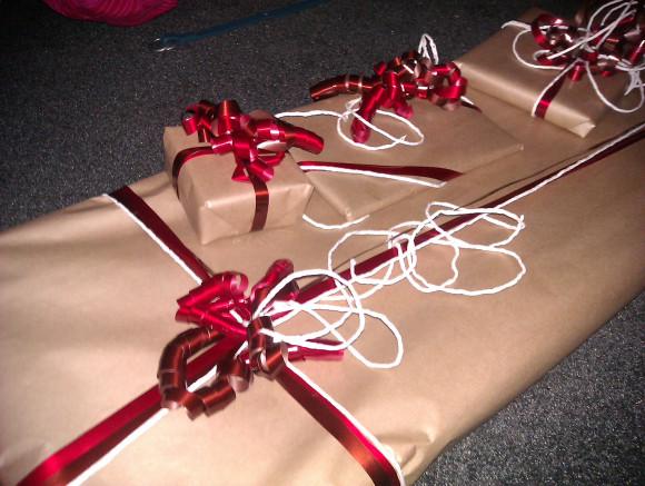 How to: julpynta ett juldropp
