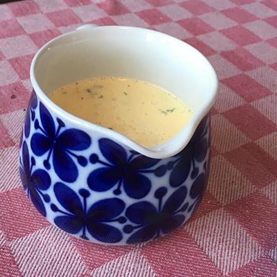 Paleo hollandaisesås (mjölkfri, paleo)