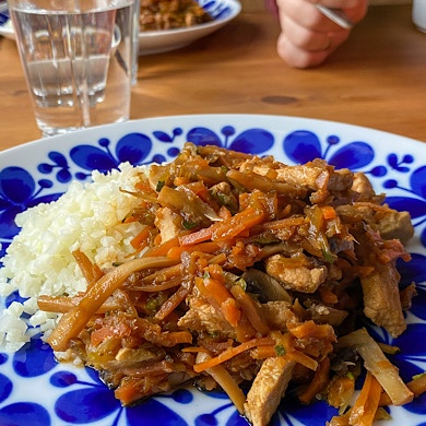 Kinamat – paleo, AIP, glutenfri